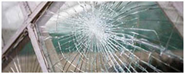 Bulwell Smashed Glass